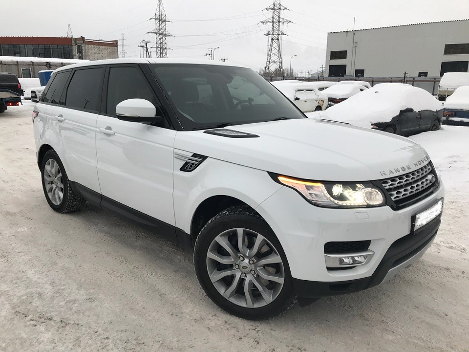 Выкуп автомобиля Land Rover Sport