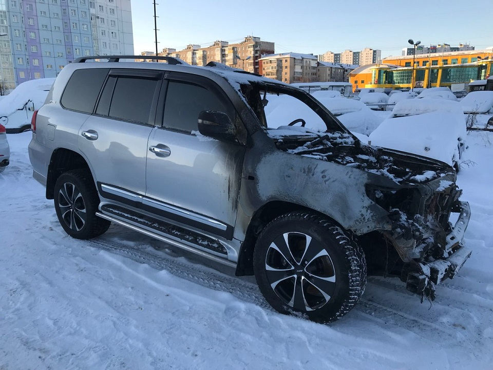 Выкуп автомобиля Тойота Ланд Крузер
